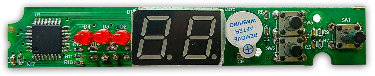 بورد الکترونیکی SH27-EL-02